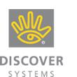 Discover Systems A/S logo