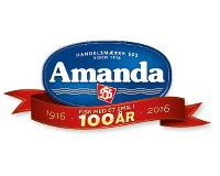 Amanda Seafoods AS logo